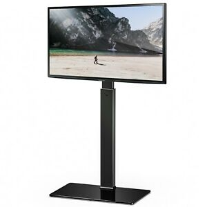 Floor-Universal-TV-Stand-With-Swivel-Mount-Flat-Screen-TV-for-32-50-inch