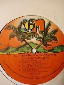 Top-Ranking-DJ-Session-Volume-2-Various-Artists-Vinyl-LP-1981