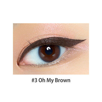 [ETUDE HOUSE] Oh My Line 5 Color 5ml [New Color] / Long wearing eye makeup