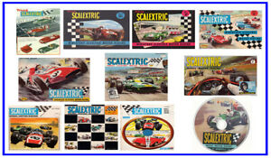 Scalextric-Catalogue-1960-1961-1962-1963-1964-1965-1966-1967-1968-1969-on-DVD