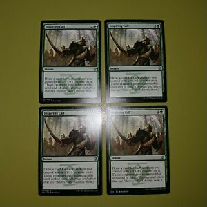 Inspiring-Call-x4-Dragons-of-Tarkir-Magic-the-Gathering-MTG-4x-Playset