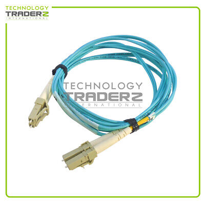 Pulled * AJ835A HP 2M Multi-Mode LC Fibre Channel Cable 491025-001 AJ835-63001