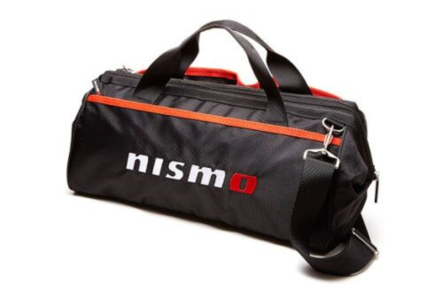 NEW NISMO Tool Bag w//Shoulder Belt Nissan Japan Car Motorbike Item 64I 600g F//S