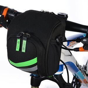 Rockbros-MTB-pieghevole-bici-anteriore-Telaio-Ciclismo-Borsa-manubrio-Borsa-con-Antipioggia