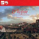 Chopin: Sonata No. 3; Works by Liszt (CD, Jul-2013, Newton Classics (Label))