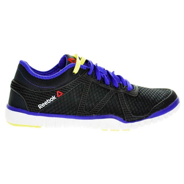 Reebok ZQuick TR LUX Size 2.5 Black RRP £70 BNIB M40594 4265b00df25d
