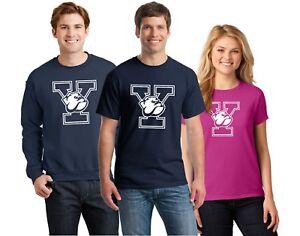 147f363c0fc Image is loading Yale-University-Yale-Bulldogs-Tee-SHIRTS-UP-TO-