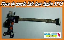 Placa de puerto Usb Acer Aspire 5715 Usb Port Board LS-3551P