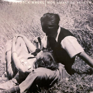 Patrick-Bruel-CD-Single-Mon-Amant-De-St-Jean-Promo-France-EX-M