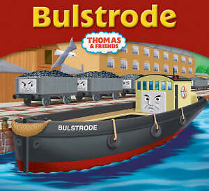 Bulstrode-Thomas-Story-Library-by-Davies-Robin-Acceptable-Used-Book-Paperba