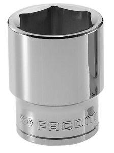 Facom-S-23H-23mm-metrico-6-Point-Presa-esagonale-1-3cm-GUIDA
