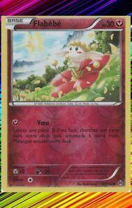 Flabebe-Reverse-XY8-Impulsion-Turbo-101-162-Carte-Pokemon-Neuve-Francaise