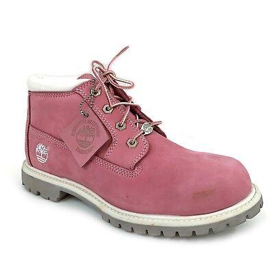 baratas para la venta mejores marcas zapatillas de deporte para baratas Timberland Women's Waterproof Nellie Chukka Double Pink Boots ...