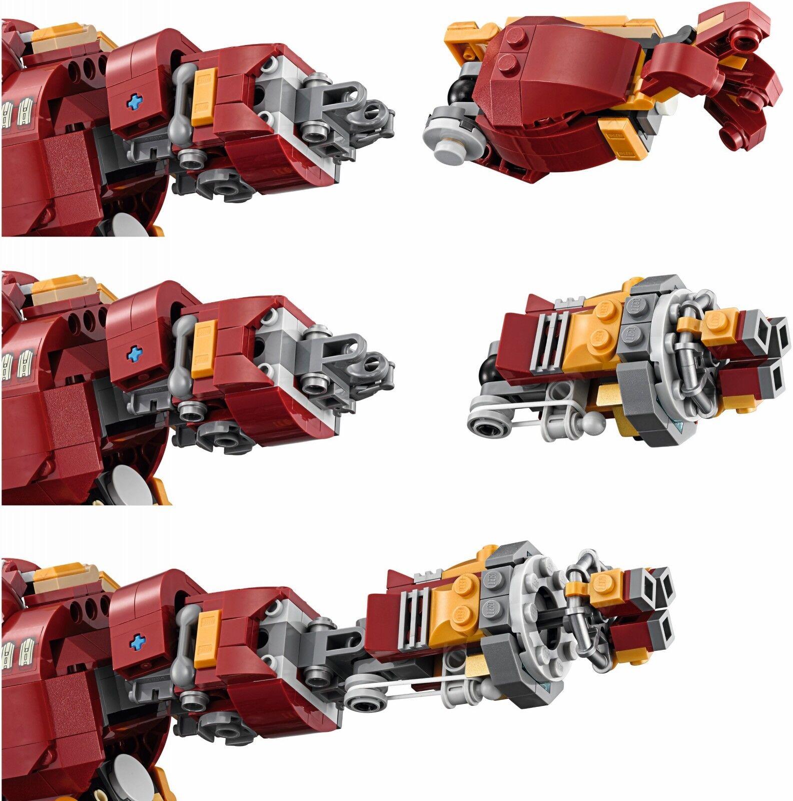 LEGO ® Marvel Marvel Marvel Super Heroes 76105 la Hulkbuster  Ultron Edition NEW NEUF dans sa boîte _ En parfait état, dans sa boîte scellée Boîte d'origine jamais ouverte fa74df