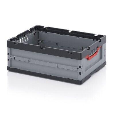 empilable CHÂTEAUX de Transport * Pliable Eurobox Professionnel-pliante-eurobehälter 40x30x32