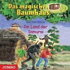 Das magische Baumhaus 05. Im Land der Samurai. CD von Mary Pope Osborne (2005)