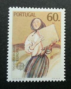SJ-Portugal-Europa-CEPT-European-Year-Of-Music-1985-stamp-MNH