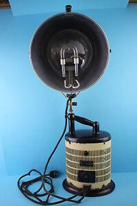 Instrumente Ehrlich Alte Medizinische Quarzlampe HÖhensonne Sr 300 Original Haunau Bakelit Um 1930 Kaufen Sie Immer Gut