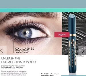 871ec4c3770 Oriflame The ONE 5-in-1 WonderLash XXL Mascara - Black, 8ml New | eBay
