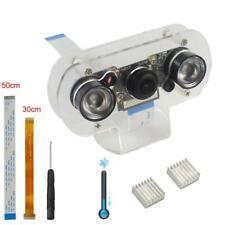 Raspberry Pi Camera Kit 130 Degree Night Vision Camera Infrared Lights Heats