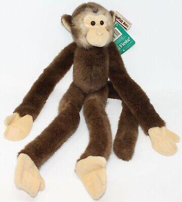 Sport 2019 Mode Anaheim Angels Rally Capuchin Monkey Affe Plüsch Fiesta Braun Plüschtier Vintage