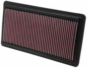 AIR PERFORMANCE FILTER FOR MAZDA 6 HATCHBACK GG 1 8 2 2 3 2 0DI K/&N 33 2278