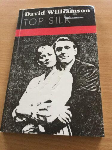 1 of 1 - Top Silk ~ David Williamson ~ Play