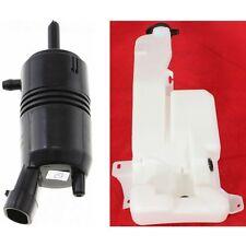 New Windshield Washer Pump Kit Chevy Avalanche Chevrolet Silverado 1500 Truck HD