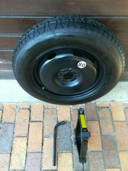 GLC 220d 250d 300d 18 inch Brand New Space Saving Spare Wheel with all tools R5900