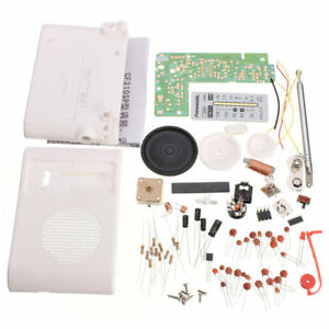 Details about CF210SP AM FM Radio Experimental Board DIY Kit Part Education  Electronic Project
