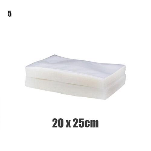 100pcs Vacuum Food Sealer Bags Vacum Sealer Dry Wet Pack Machine//Food Bags