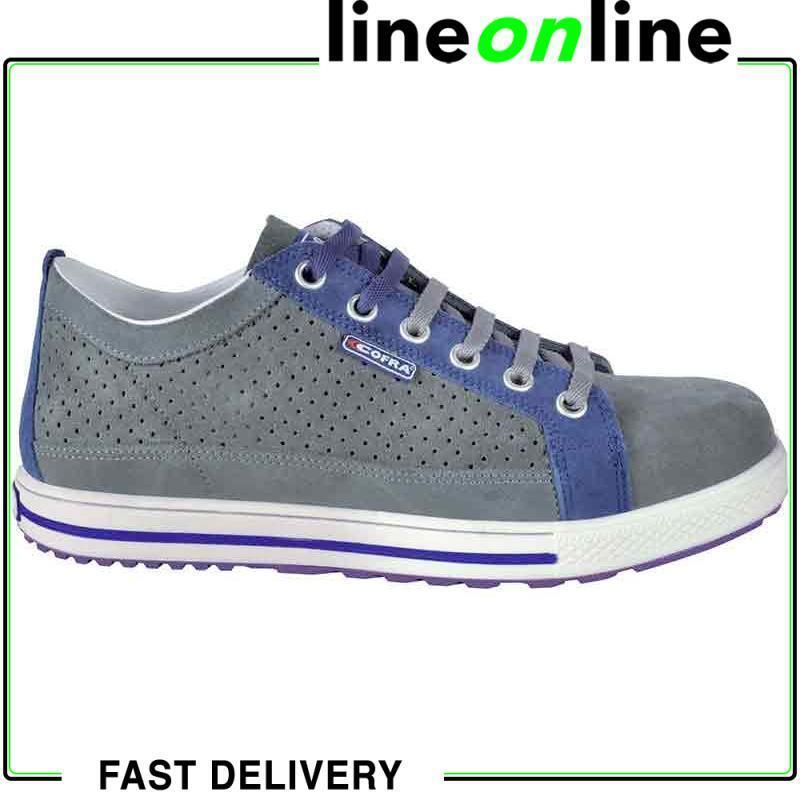 Zapatos de seguridad  Cofra Score S1P
