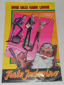 Calendario Frate Indovino Ebay.Calendario Frate Indovino 1990 Ebay