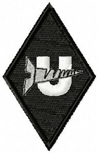 SCREW-U-DIAMOND-BIKER-PATCH