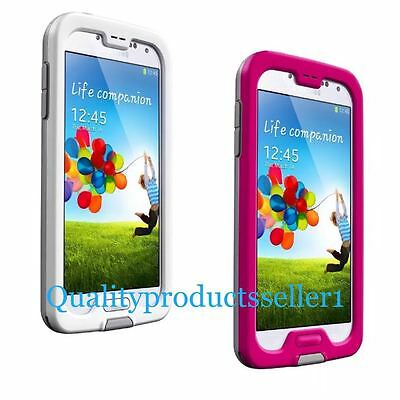 NEW LifeProof FRE Samsung Galaxy S4 Waterproof Case
