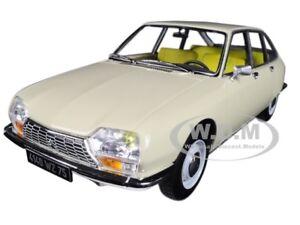 1971-CITROEN-GS-ERABLE-BEIGE-1-18-DIECAST-CAR-MODEL-BY-NOREV-181623