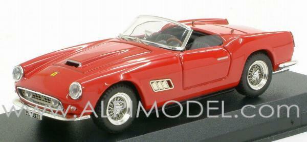 Ferrari 250 Spider Spider Spider California 1957 rosso 1 43 ART 069 c85529