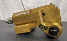 Hytorc Unex 1y Hydraulic Torque Wrench 34 Drive Lightly Used