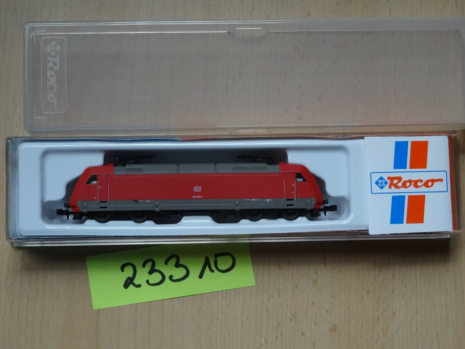 Roco N Art 23310      E-Lok BR  1011 001 der DB    Neuware OVP 23f20c