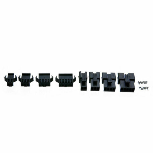 200PCS 2 3 4 5Pin Automotive Electrical Wire Connector Male Female Terminal Plug