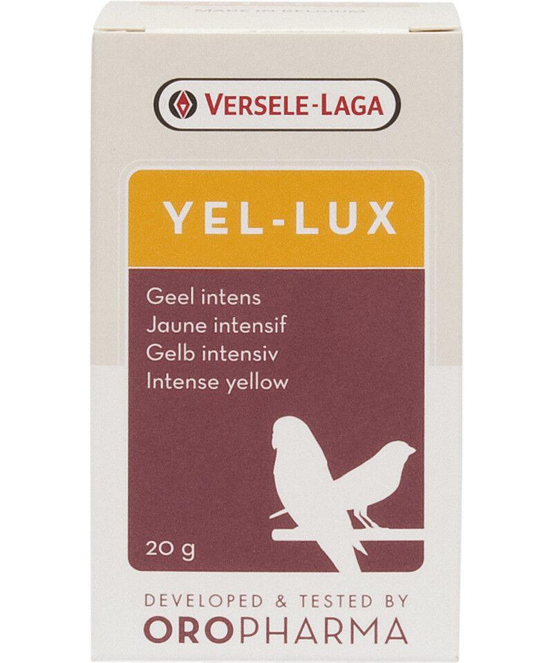 3 Pezzi Oropharma YelLux, 3 x 200 G, Gelber Farbstoff su Base di Luteina