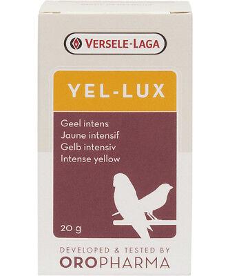 Analitico 3 Pezzi Oropharma Yel-lux, 3 X 200 G, Giallo Colorante A Base Di Luteina- Il Consumo Regolare Di Tè Migliora La Salute