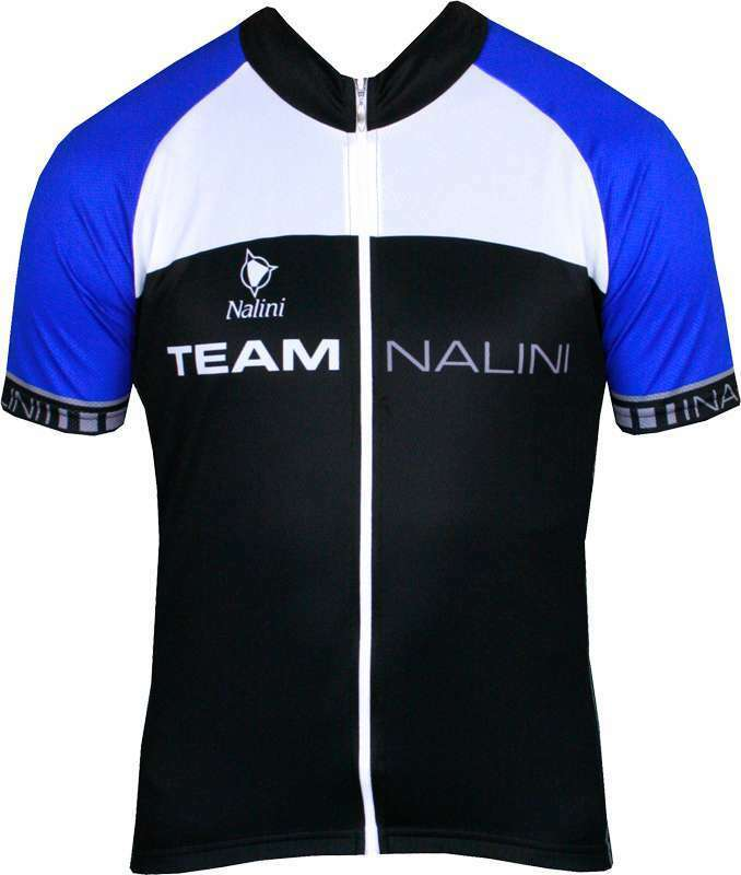 Nalini PRO Special ZIERO Radtrikot kurzam black blue (UVP  79,90 EUR)
