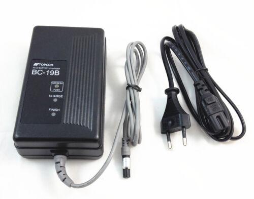 Standard Outlet Chargeur Nouveau TOPCON BC-19B Chargeur pour Topcon BT-32Q Batterie U.S