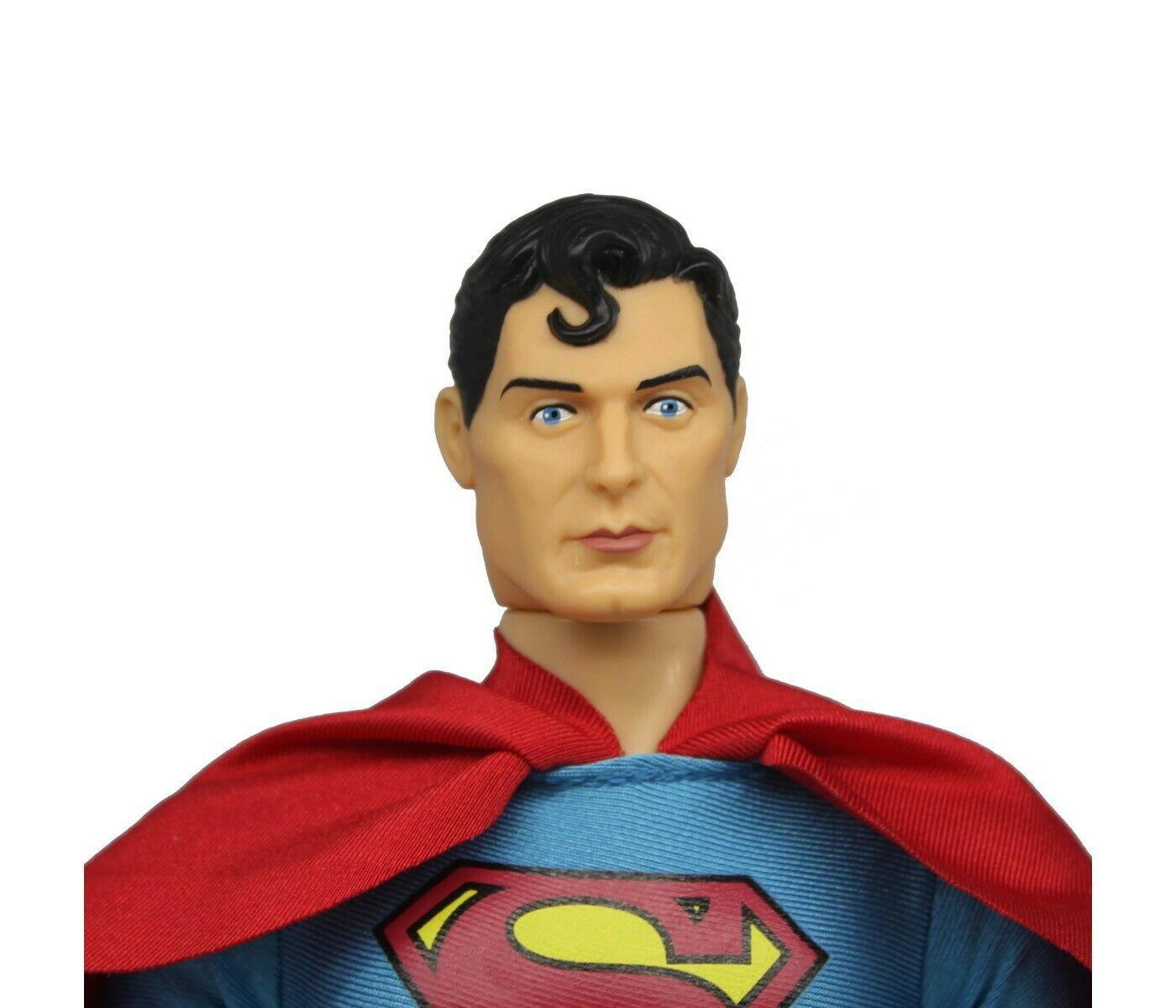 MEGO súperMAN DC Comics Muñeca sólo 8000 Edición Limitada Figura de Acción Sin Usar, En Caja