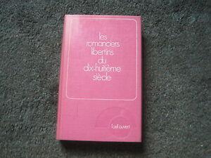 J-MARCHAND-les-romanciers-libertins-du-XVIIIeme-siecle-L-039-Oeil-ouvert