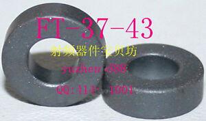 5pcs-Ferrite-Toroid-type-FT37-43-For-RF-HF-Amplifer-amp-Radio-Ham