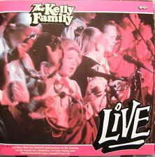 CD The Kelly Family / LIVE – POP Album 1988