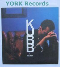 "KUBB - Remain - Excellent Condition 7"" Single Mercury 9878120"