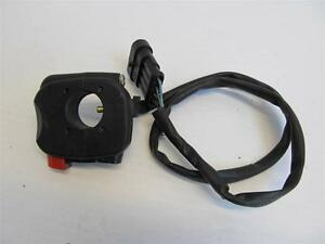 APRILIA-RSV-1000-R-MILLE-RSV1000R-2007-07-START-STOP-KILL-RIGHT-SWITCH-HANDLEBAR